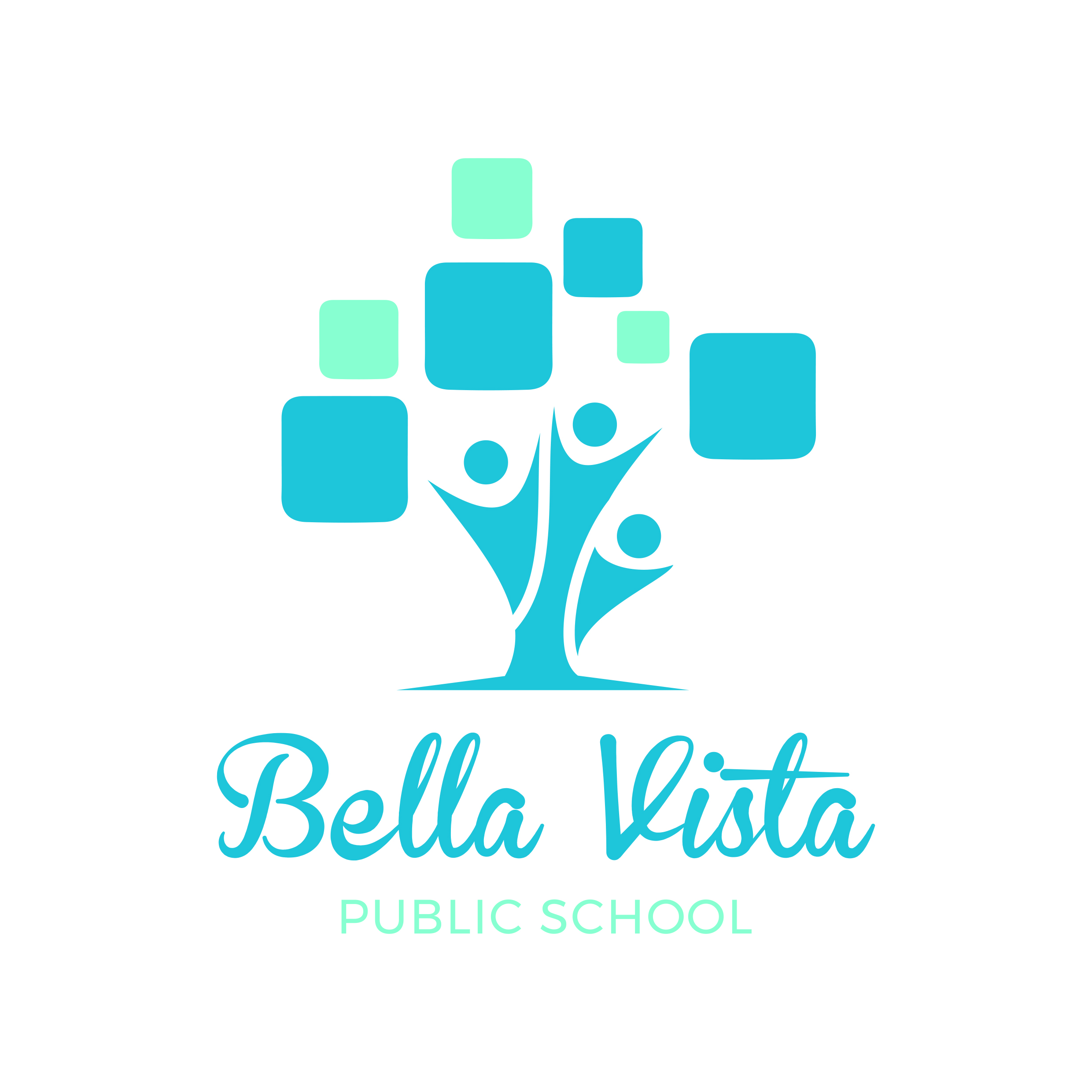 Bella Vista Public School logo